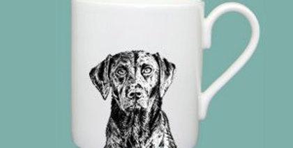Large mug - Labrador