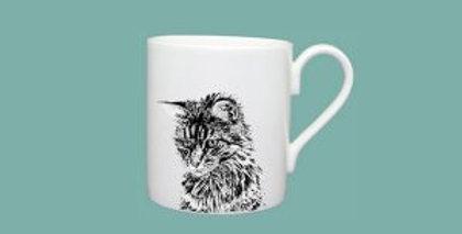 Espresso cup - Cat
