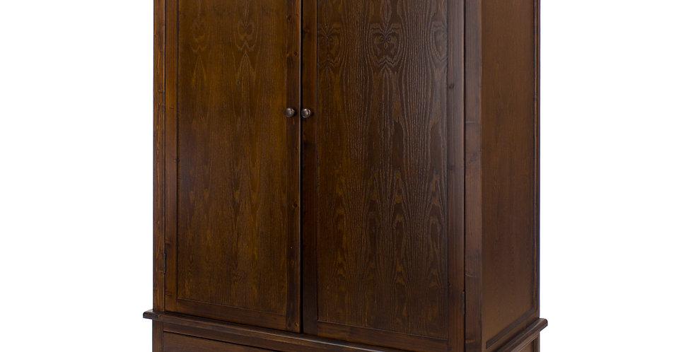 Wardrobe 2 door 2 drawer