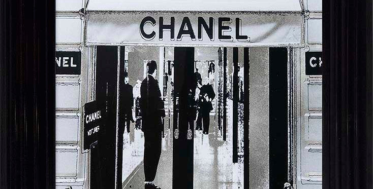 Store front - Chanel
