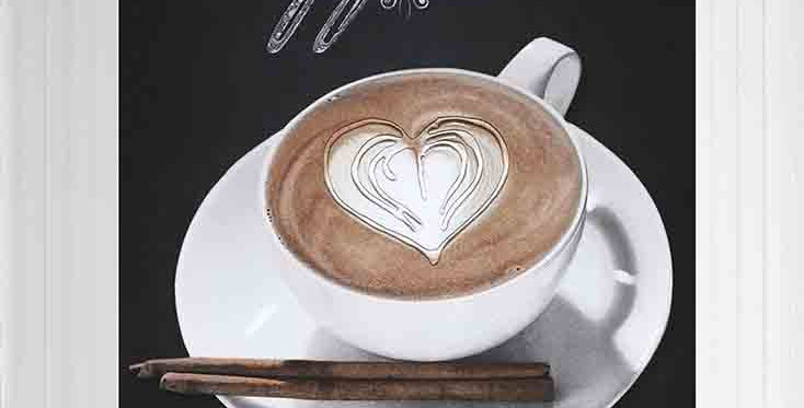 Chalkboard - Cappuccino
