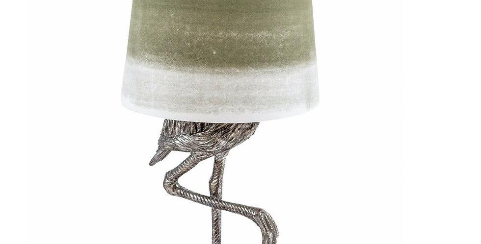 FLAMINGO LAMP WITH SHADE