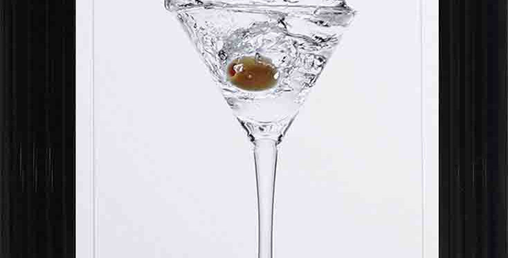 Cocktail - Olive Splash