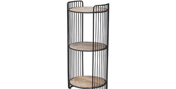 Reclaimed Oak 3 tier shelf