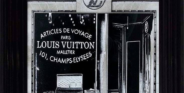 Store front - Louis Vuitton