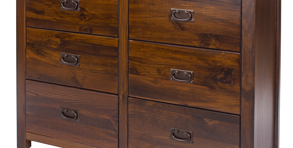 Chest of drawers (3+3)