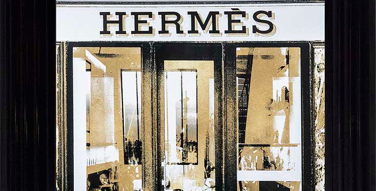 Store front - Hermes