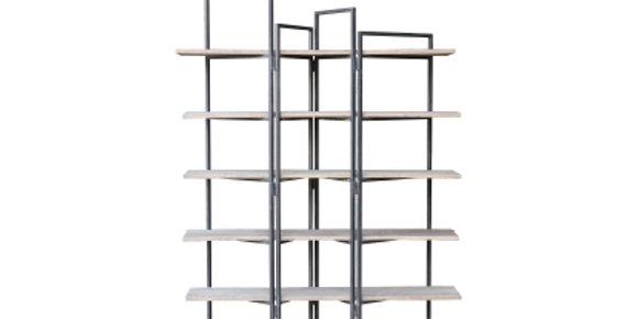 Reclaimed Oak shelf unit