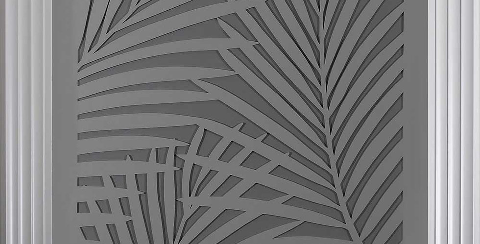Fern Leaves 3D artwork
