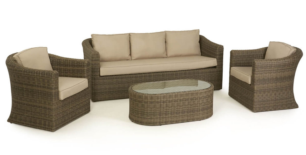 3 Seat Sofa Set