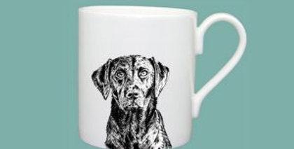 Standard mug- Labrador