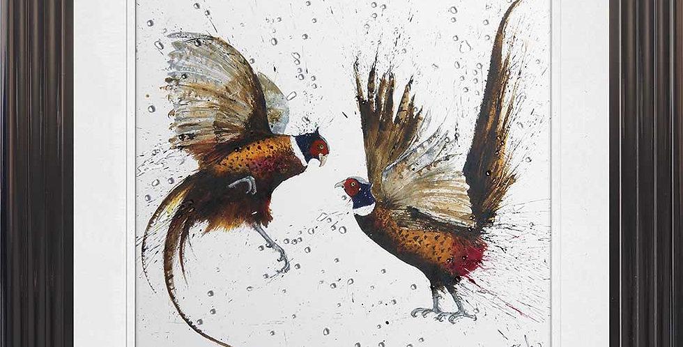 Sparing Pheasants