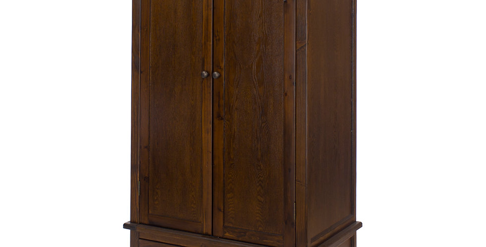 Wardrobe 2 door 1 drawer