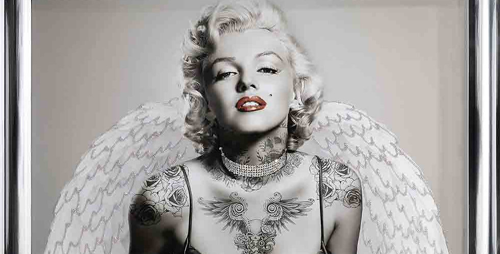 Marilyn Monroe Tattoos & Wings