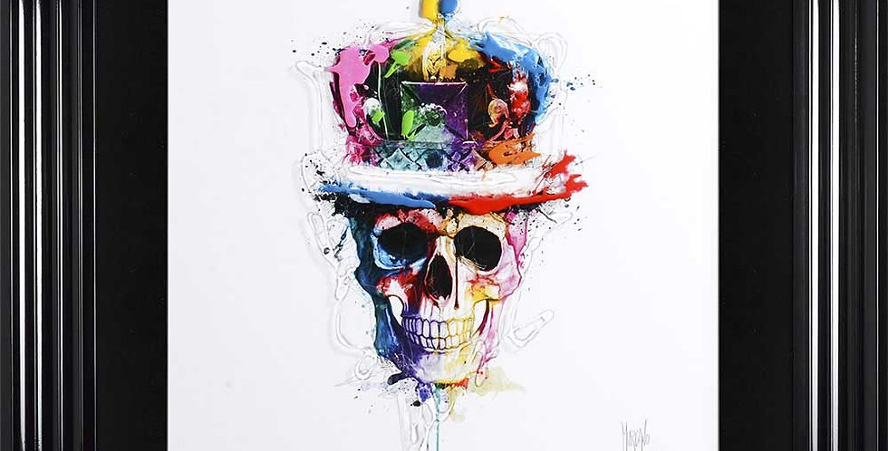 Patrice Murciano Crowned Skull