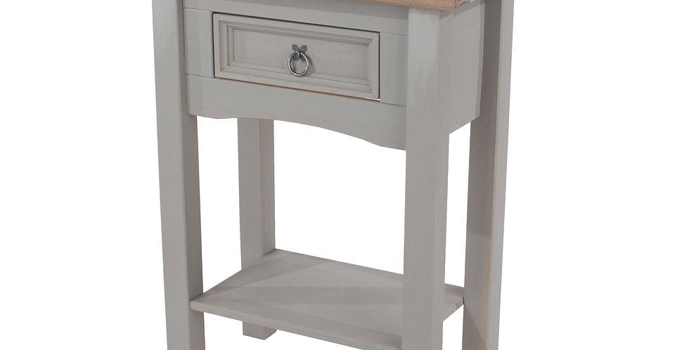 Hall table 1 drawer