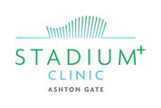 The Stadium Clinic logo.