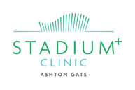 The Stadium Clininc logo.