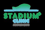 The Stadium Clininc logo.