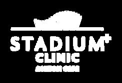The Stadium Clinic logo