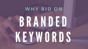 Should you bid on branded keywords even though you're ranking number one organically?