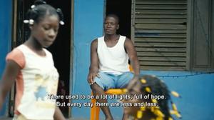 Fotograma del tráiler del documental «Bojaya, entre fuegos cruzados»