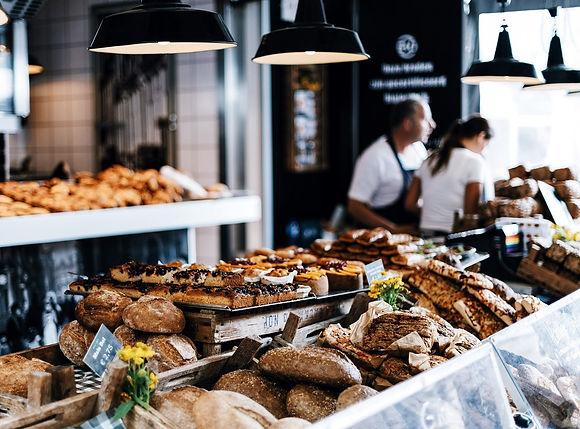 boulangerie pain frais
