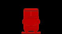 Logo bus anglais à étage