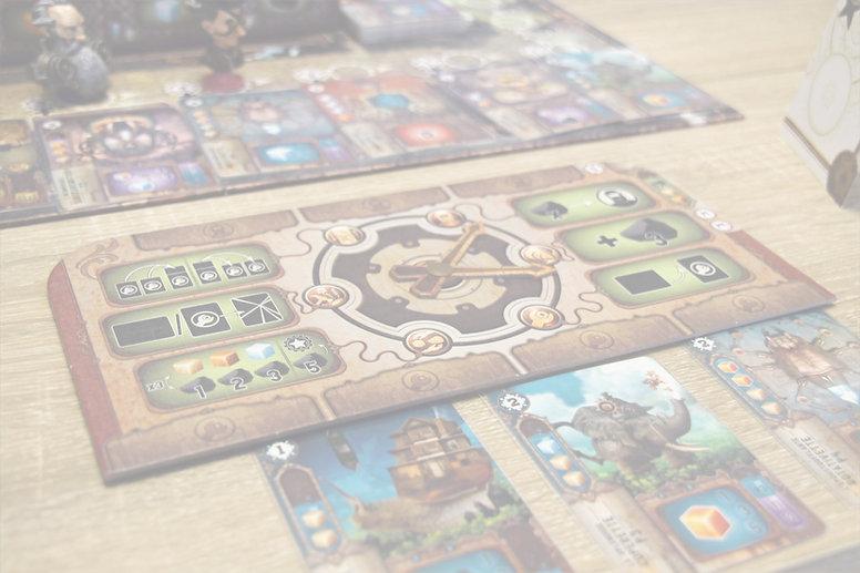 jeu de société plateau cartes