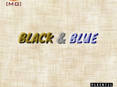 """Madame Groove Showcases Her Many Talents in """"Groovy"""" Black and Blue"""