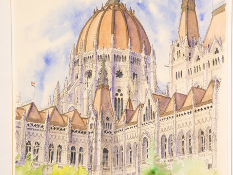 Art— A Lifelong Love Affair For Architect Dennis Law