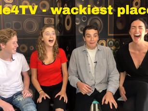 Ep 8: Weird & Wacky Places