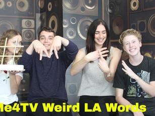 Ep 5: Weird words in LA