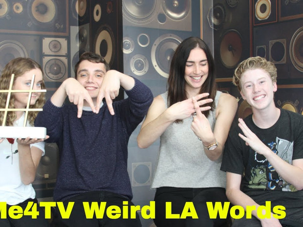 Ep 5: Weird words in LA