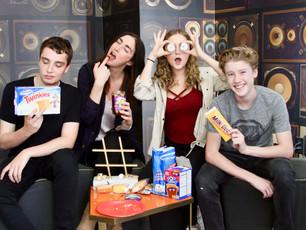 Ep 4: Australians & British taste test American food