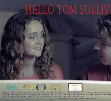 Hello Tom Sullivan