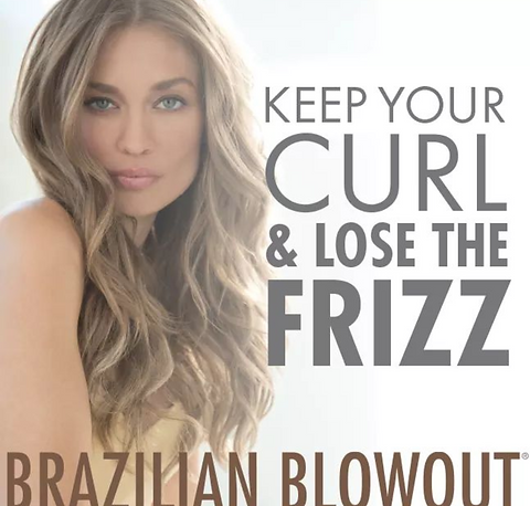 Hair - Brazilian Blowout