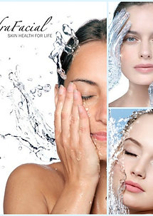 Hydrofacial with Oxygen