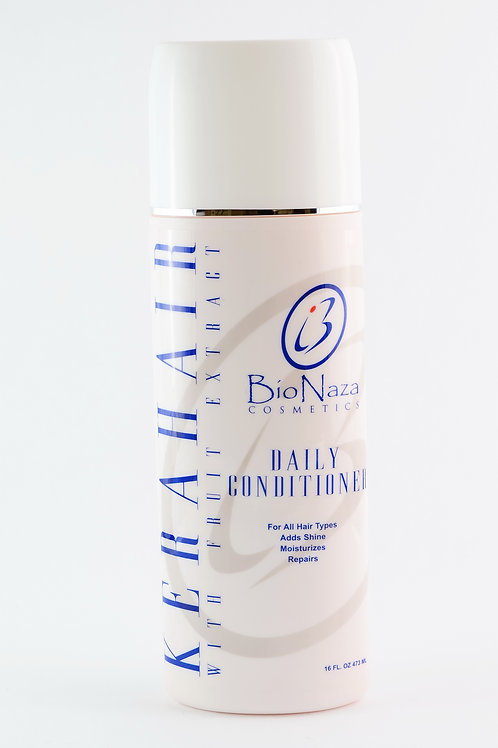 KERAHAIR DAILY CONDITIONER 16Oz  – Bionaza Cosmetics