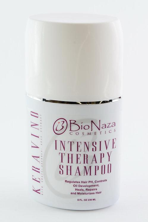 KERAVINO INTENSIVE THERAPY SHAMPOO 8Oz  – Bionaza Cosmetics