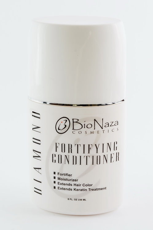 Diamond Fortifying Conditioner 8Oz for Growth – Bionaza Cosmetics