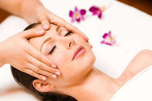 A Touch of Relaxation - Option 1