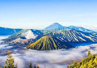 Mount Bromo auf Jawa