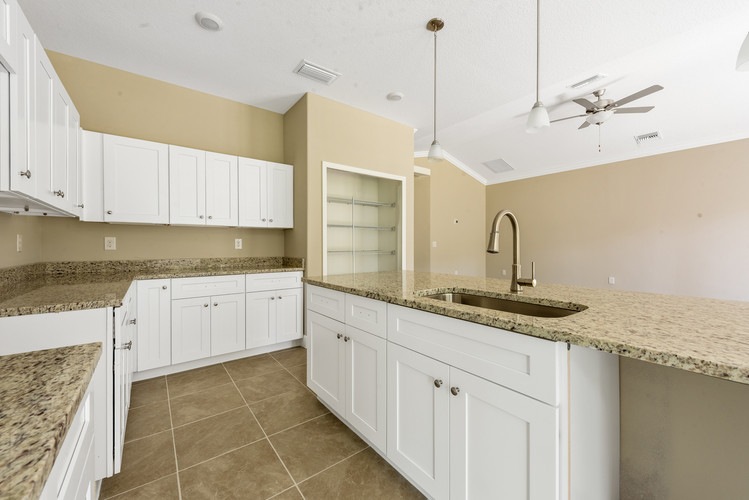 Kitchen - Chapman Floor Plan - Eleven Oaks