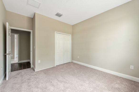 Third Bedroom - Chapman Floor Plan - Eleven Oaks