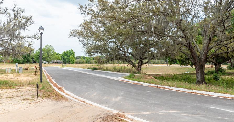 Road Update at Eleven Oaks