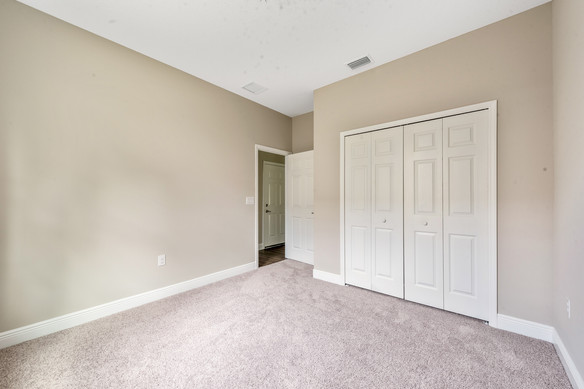 Second Bedroom - Chapman Floor Plan - Eleven Oaks