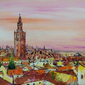 Tejados de Sevilla / VENDIDO