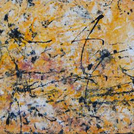 Abstracción Amarilla