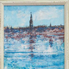 Sevilla y su Río I / VENDIDO